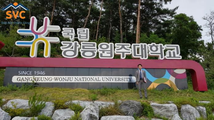Trường đại học Gangneung Wonju
